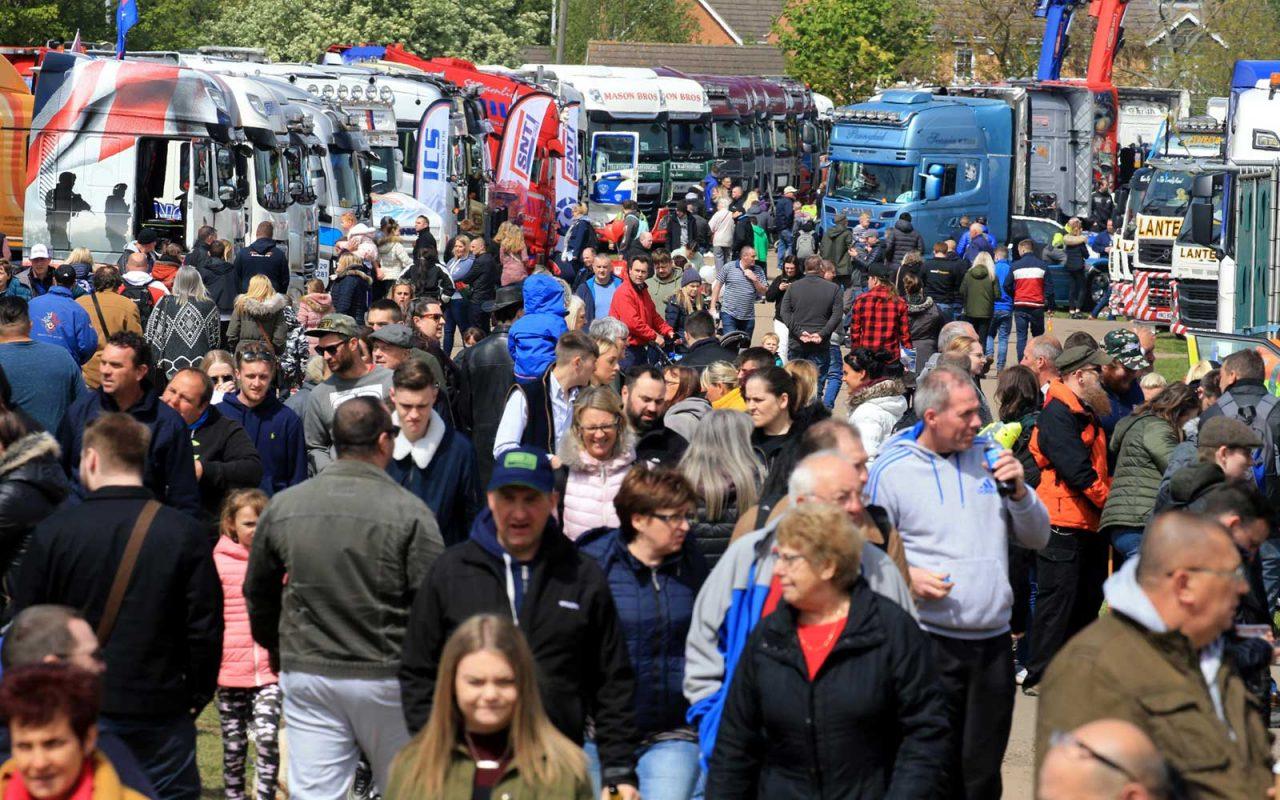 Truckfest Peterborough Dates
